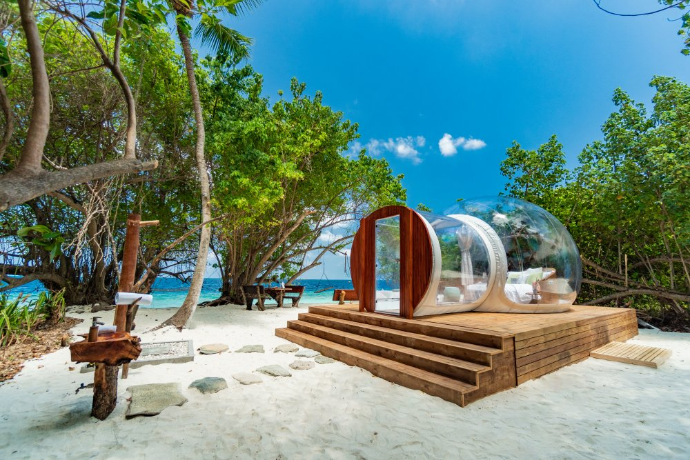 Amilla-Glamping-Bubble