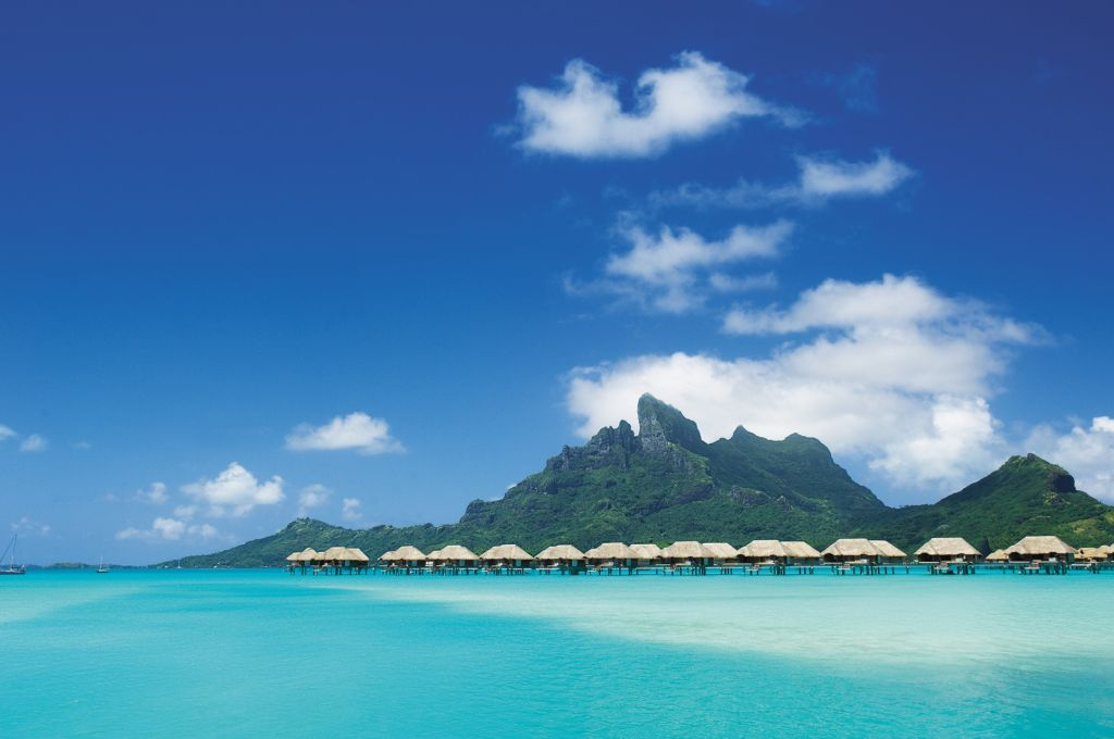 Four Seasons – Bora Bora