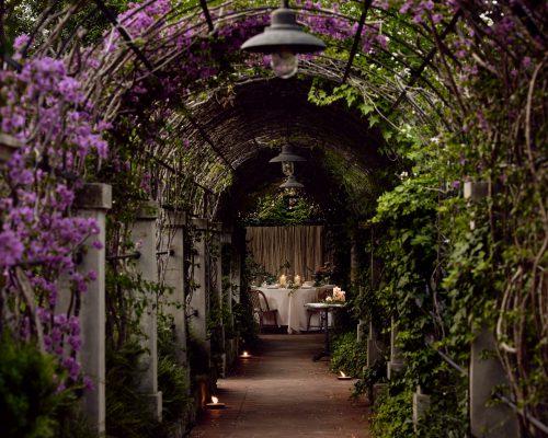 Garten Dinner